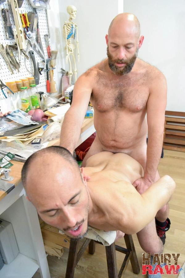 Photos tres vieux hommes nus sur Defonce de Cul