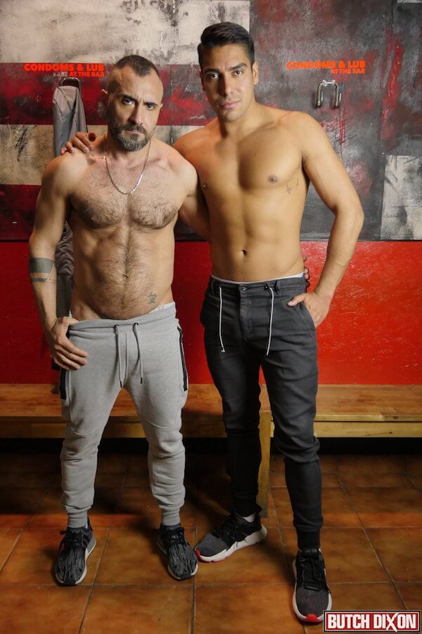 muscle bear et latino