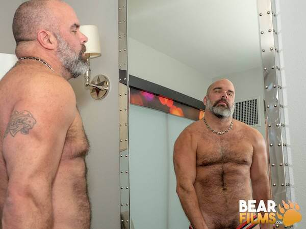 daddy bear gay mature poilu